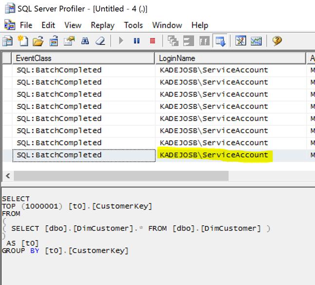image thumb 2 Use SQL Server RLS with SSAS and Power BI