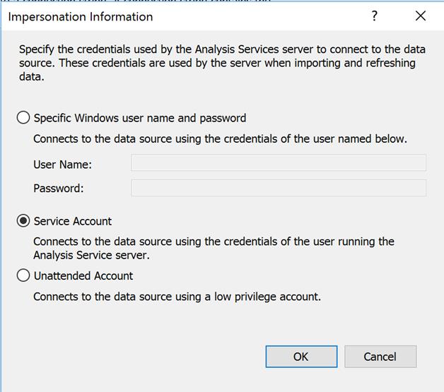 image thumb 1 Use SQL Server RLS with SSAS and Power BI