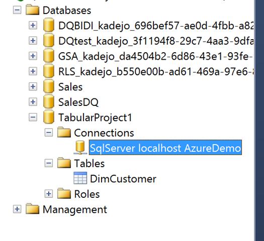 image thumb 3 Use SQL Server RLS with SSAS and Power BI