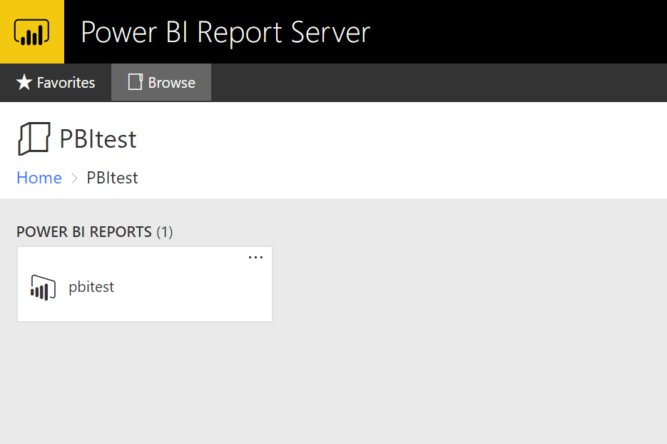 Embedding Power BI Reports with Power BI Report Server - Kasper On BI